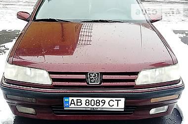 Peugeot 605 1995 в Києві