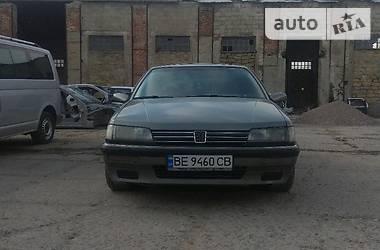 Peugeot 605 1991 в Николаеве
