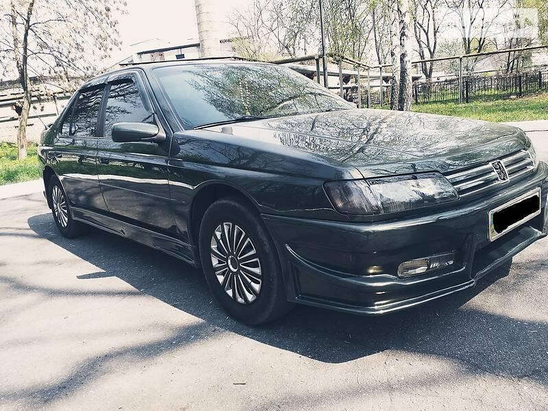 Peugeot 605 1990 в Першотравенске