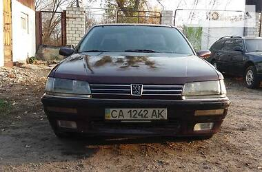 Peugeot 605 1991 в Каневе