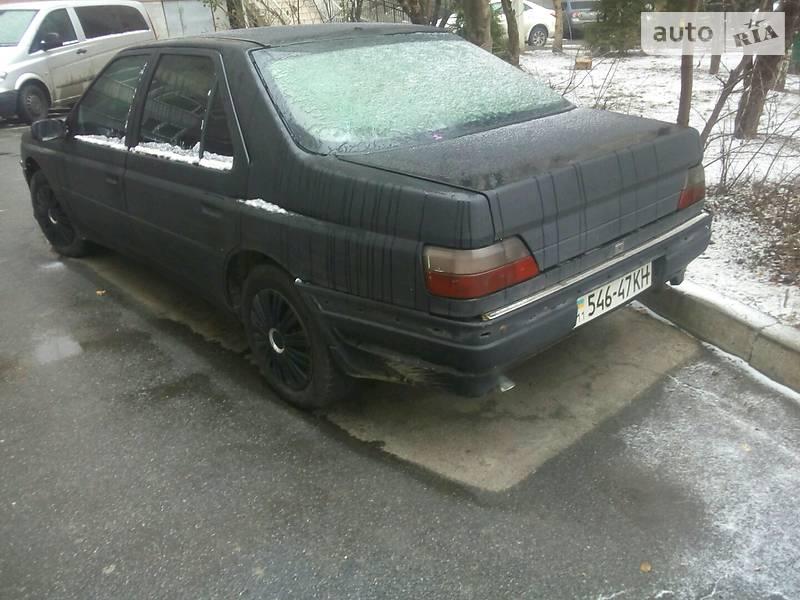 Peugeot 605 1991 в Виннице