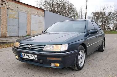 Peugeot 605 1993 в Тернополе