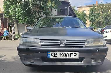 Седан Peugeot 605 1990 в Виннице