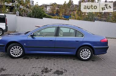 Peugeot 607 2004 в Черновцах