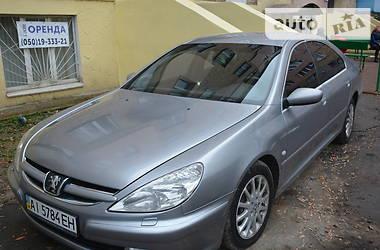 Peugeot 607 2002 в Києві