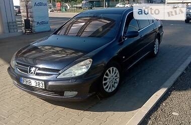 Peugeot 607 2004 в Борисполе