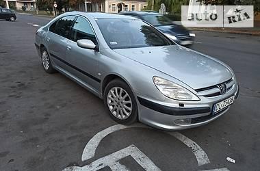 Peugeot 607 2003 в Миргороде