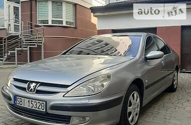 Peugeot 607 2001 в Ивано-Франковске