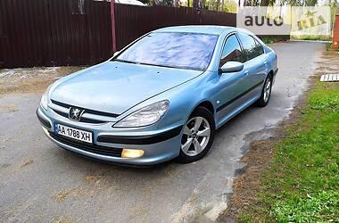 Peugeot 607 2002 в Киеве