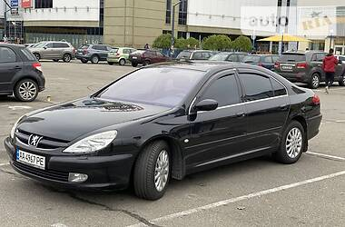 Peugeot 607 2003 в Києві
