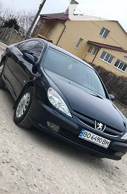 Peugeot 607 2000 в Тернополі