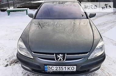 Peugeot 607 2003 в Львові
