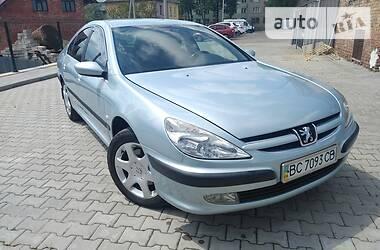 Седан Peugeot 607 2000 в Дрогобыче