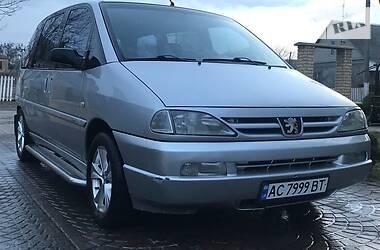 Peugeot 806 1999 в Луцке
