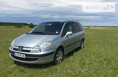 Peugeot 807 2003 в Рожище