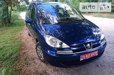 Минивэн Peugeot 807 2006 в Днепре