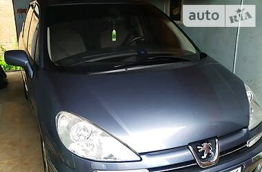 Минивэн Peugeot 807 2008 в Виннице