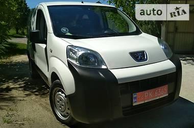 Peugeot Bipper груз. 2013