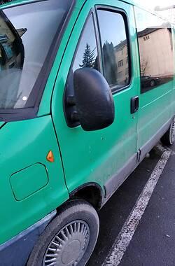 Легковий фургон (до 1,5т) Peugeot Boxer пасс. 2004 в Івано-Франківську