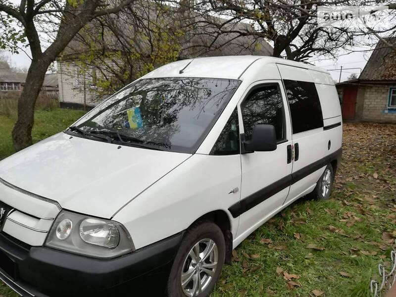 Peugeot Expert груз.-пасс. 2006 в Житомире