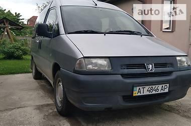 Минивэн Peugeot Expert груз.-пасс. 2002 в Калуше