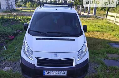 Минивэн Peugeot Expert груз. 2013 в Житомире