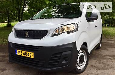 Легковой фургон (до 1,5 т) Peugeot Expert груз. 2017 в Ровно