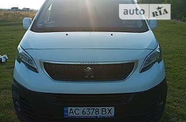 Легковой фургон (до 1,5 т) Peugeot Expert груз. 2016 в Луцке