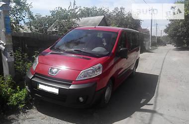 Peugeot Expert пасс. 2009 в Луганске
