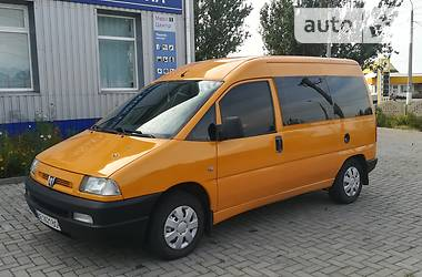 Peugeot Expert пасс. 2003 в Николаеве