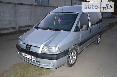 Peugeot Expert пасс. 2006 в Летичеве