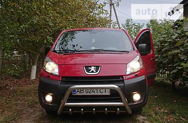 Peugeot Expert пасс. 2007 в Новоднестровске