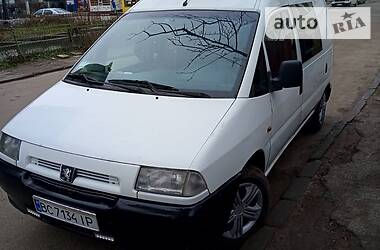 Peugeot Expert пасс. 2000 в Яворове