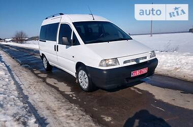 Peugeot Expert пасс. 2000 в Ровно
