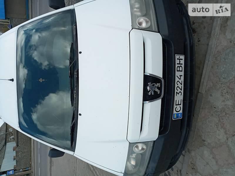 Мінівен Peugeot Expert пасс. 2006 в Чернівцях