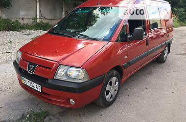 Минивэн Peugeot Expert пасс. 2006 в Тернополе