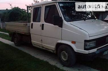 Peugeot J5 груз.  1992