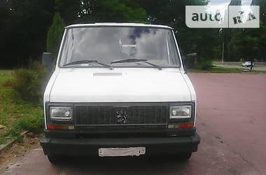 Peugeot J5 пасс. 1987 в Чернигове