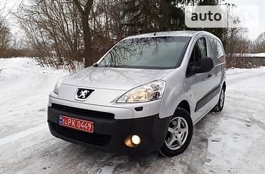 Peugeot Partner груз. automat/66kw 2012