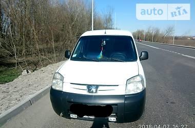 Peugeot Partner груз. 2007