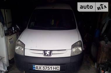 Peugeot Partner груз. 2007 в Белой Церкви