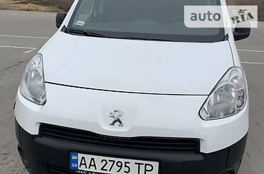 Peugeot Partner груз. 2014 в Киеве