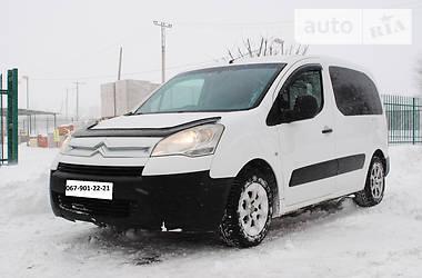 Peugeot Partner пасс. 1.6HDi 75кВт 2009