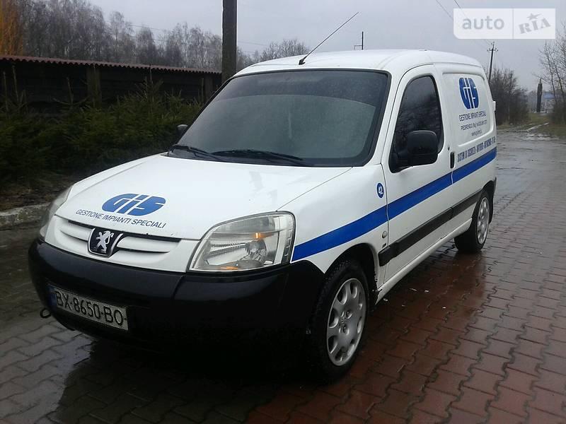 Peugeot Partner пасс. 2004 в Шепетовке