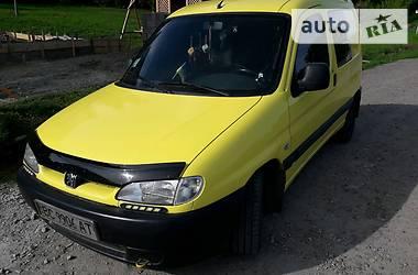 Peugeot Partner пасс. 1999 в Самборе