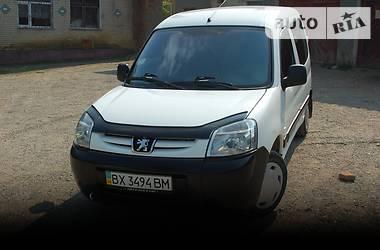 Peugeot Partner пасс. 2008 в Хмельницком
