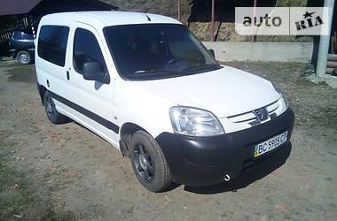 Peugeot Partner пасс. 2008 в Славском