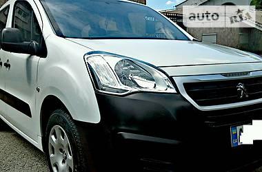 Peugeot Partner пасс. 2017 в Ивано-Франковске