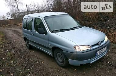 Peugeot Partner пасс. 2003 в Стрые
