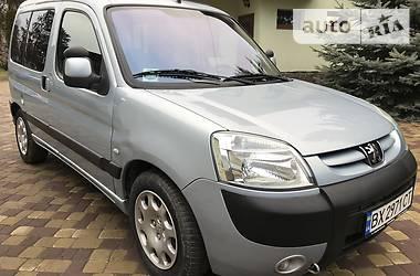 Peugeot Partner пасс. 2004 в Староконстантинове